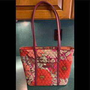 Vera Bradley Bohemian Blooms Tote Bag